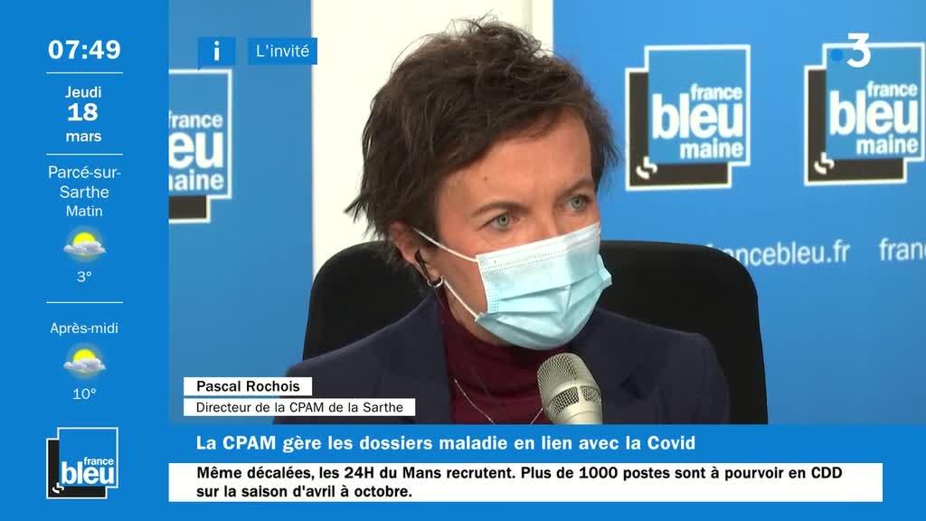 France Bleu Maine - France 3 Matin