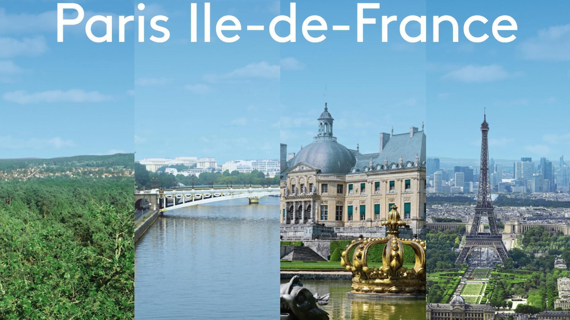 12/13 Paris Ile-de-France