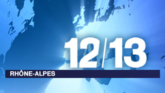 JT 12-13 Rhône-Alpes