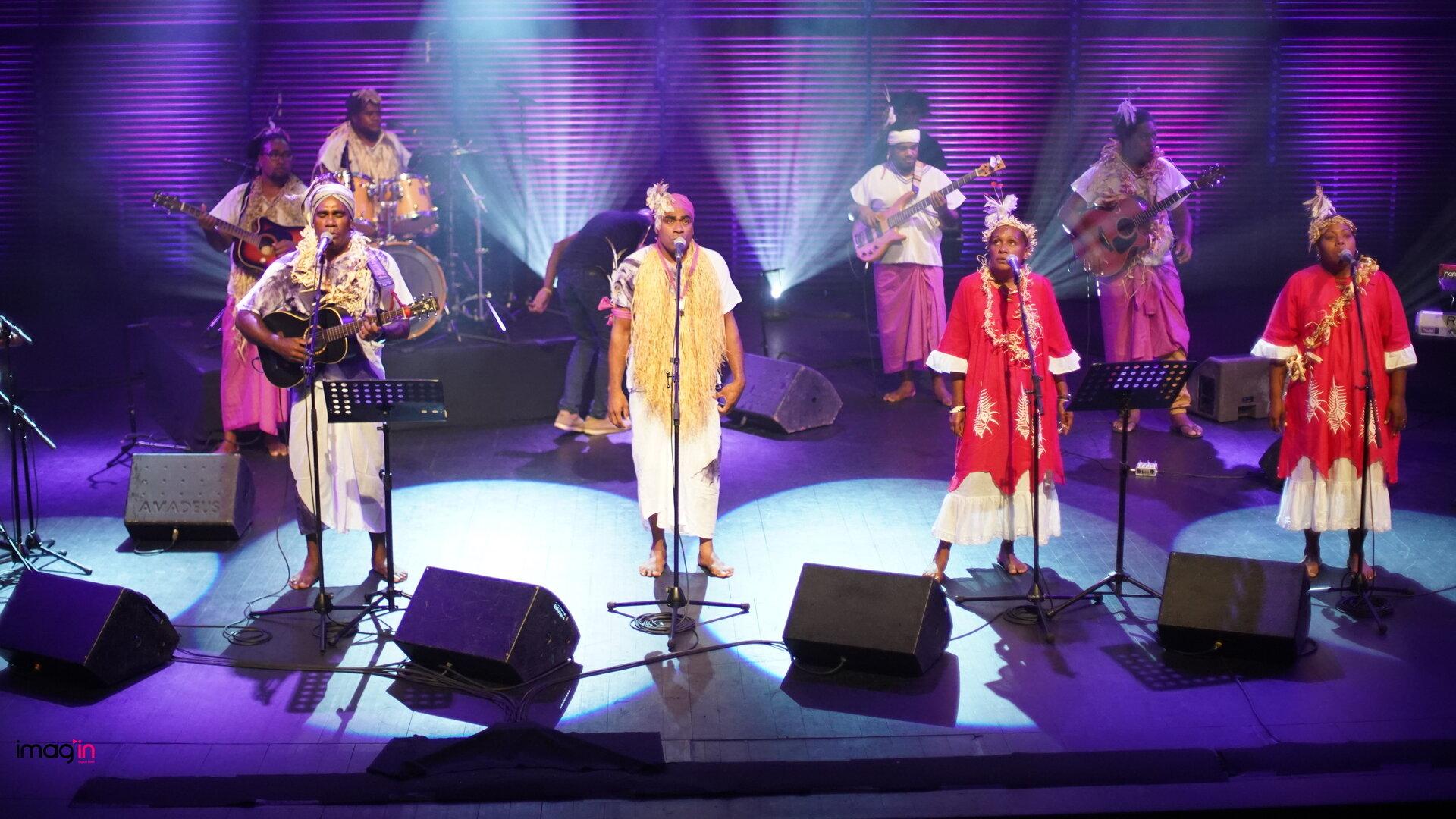 Endemix Live : Chorale Hnawayac