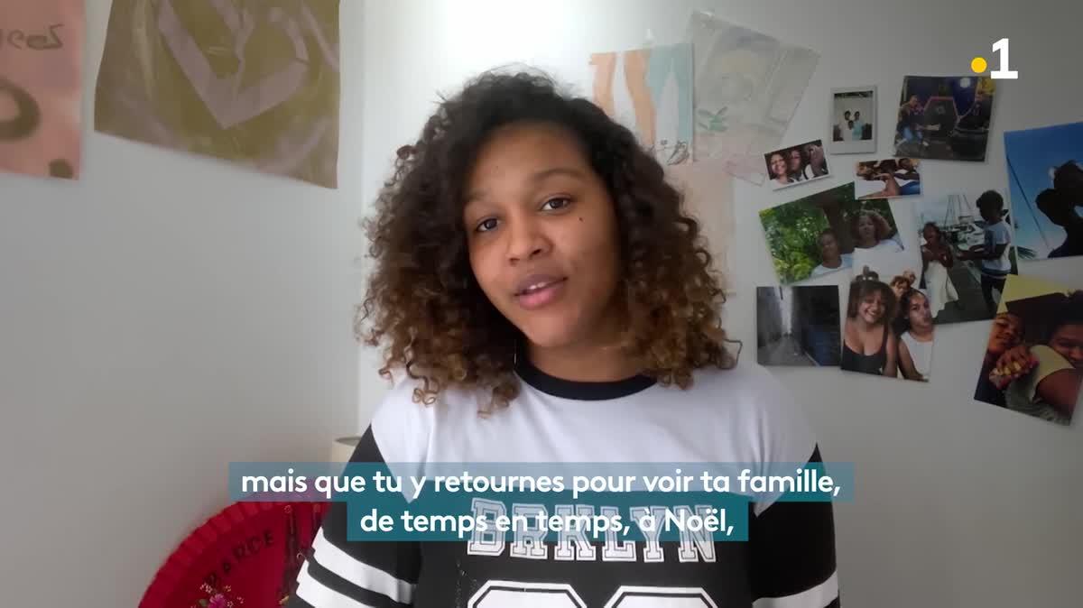 Cher futur moi Outre-mer : Cléo - Martinique