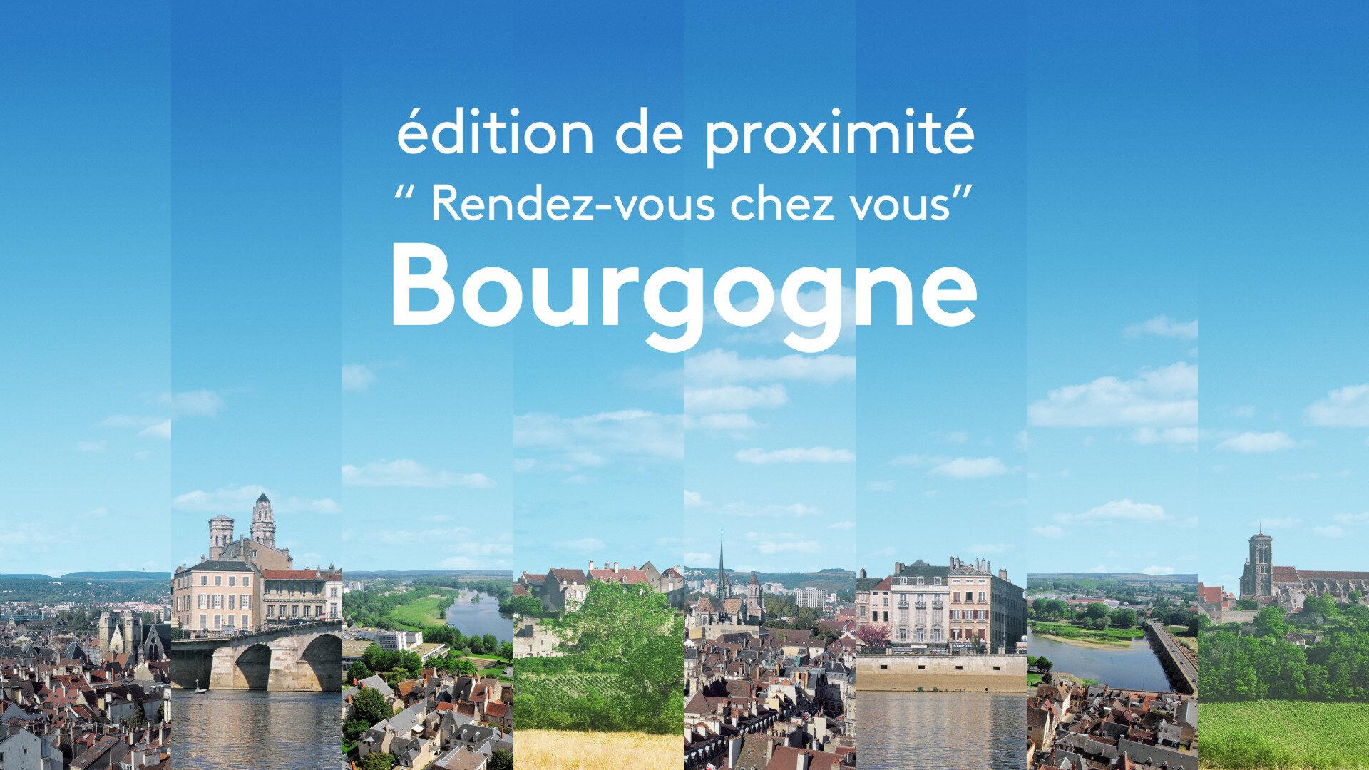 12/13 : Edition de proximité - Rendez-vous chez vous Bourgogne