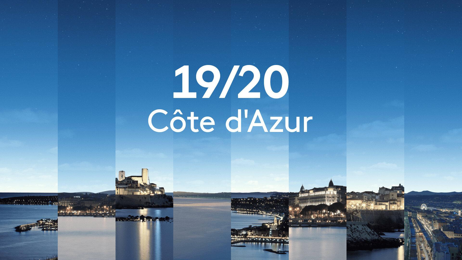 19/20 Côte d'Azur - Edition spéciale les Alpes-Maritimes reconfinées