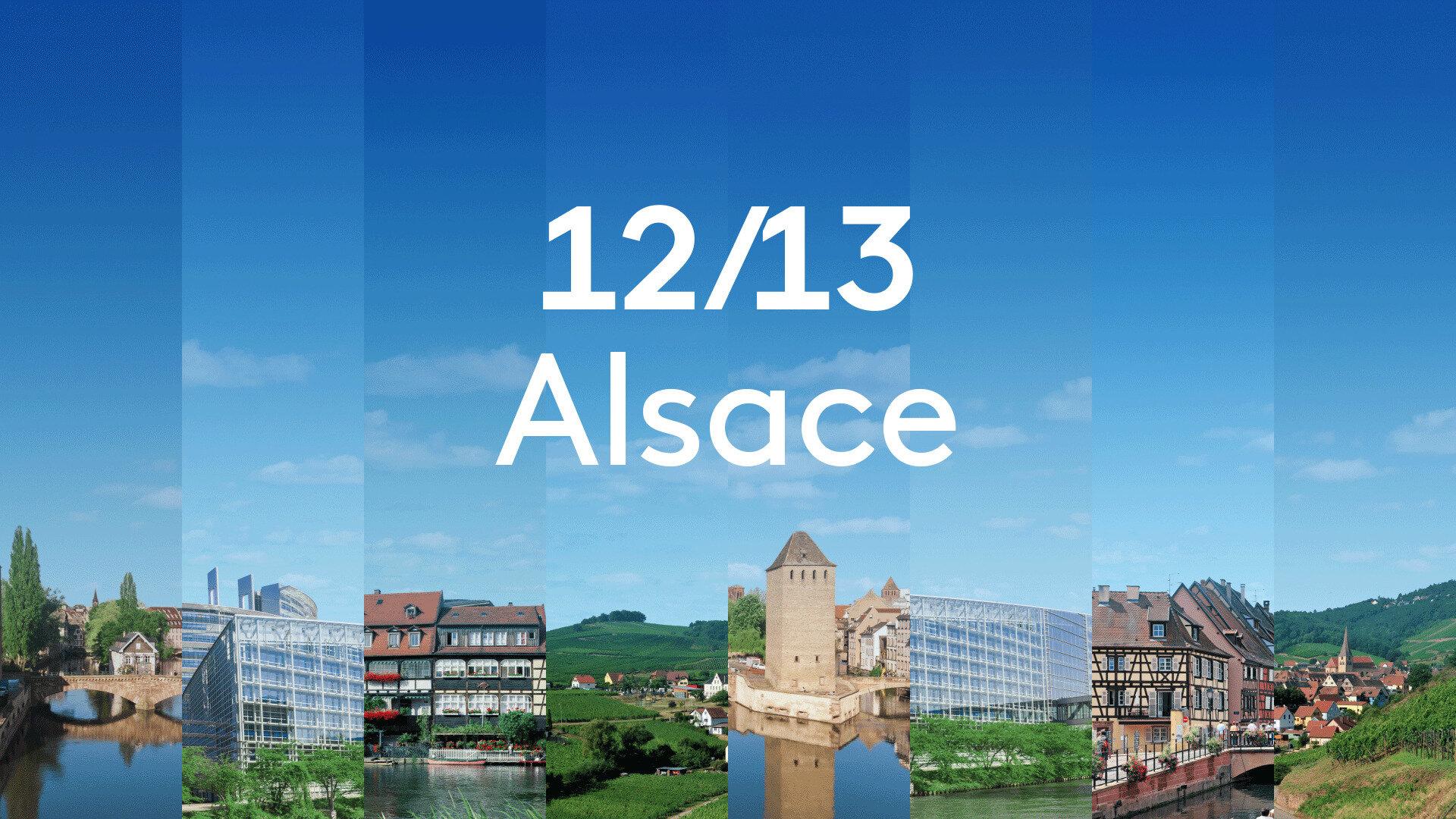 12/13 Alsace
