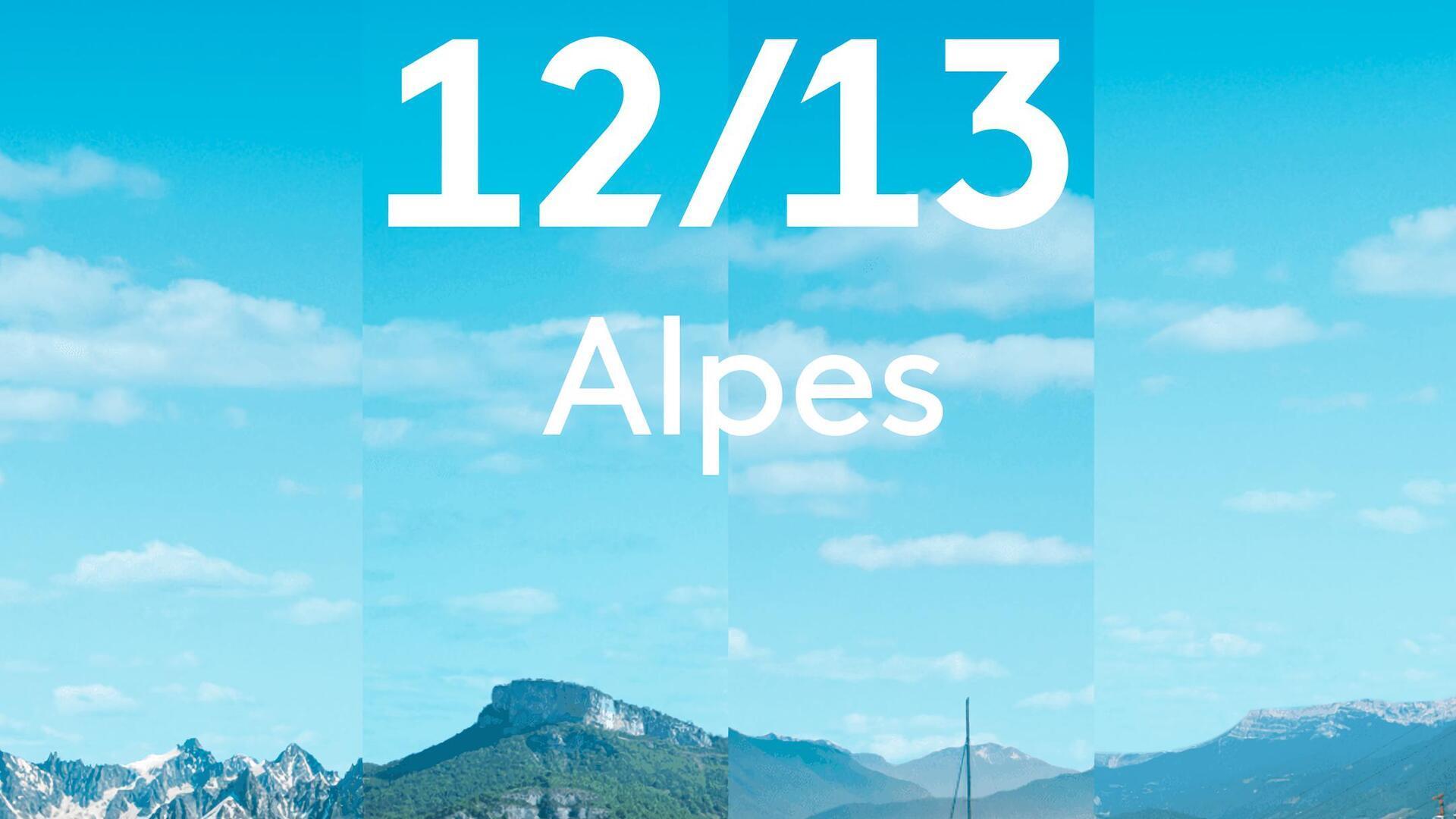 12/13 Alpes