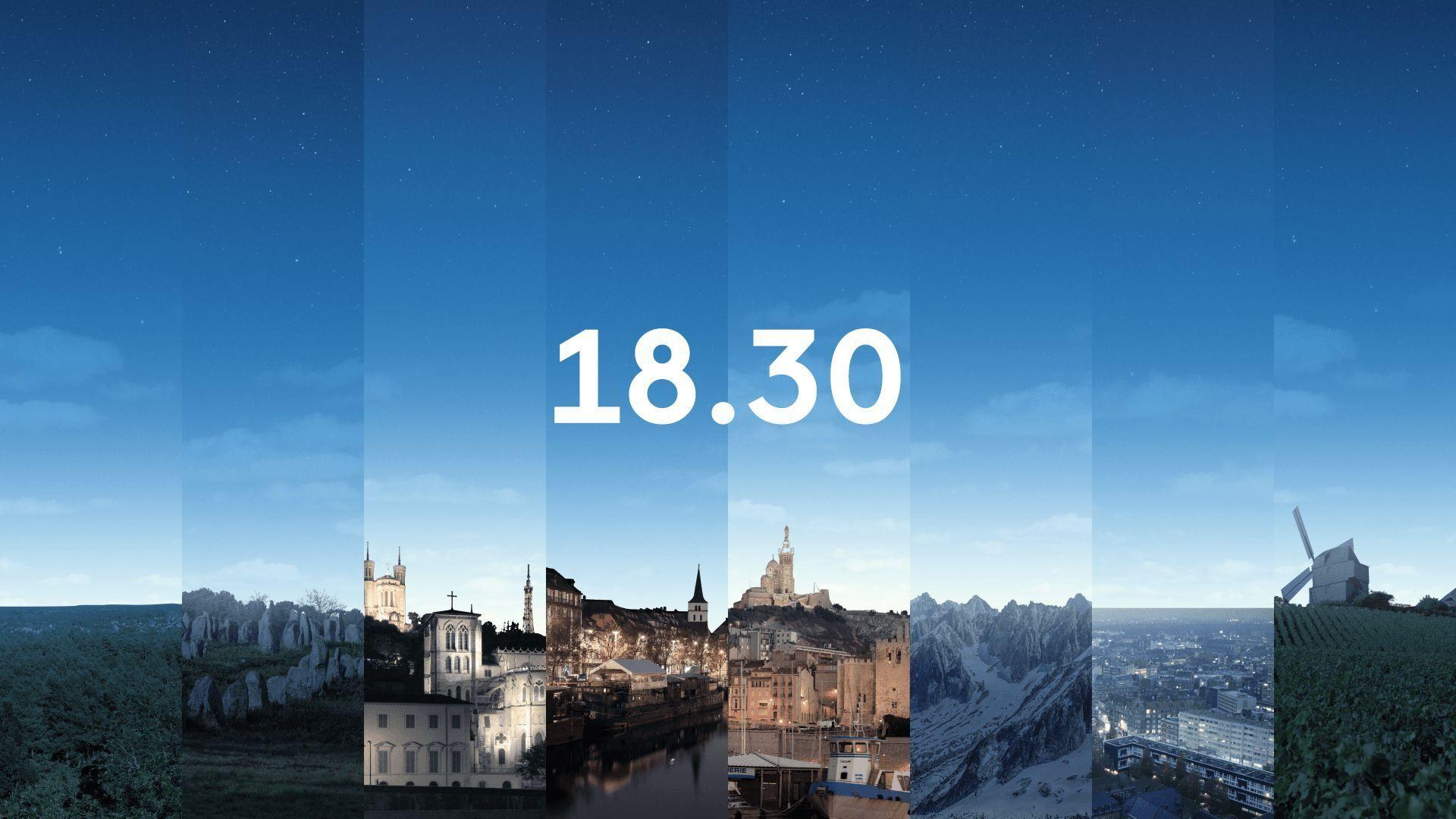18h30 - Auvergne-Rhône-Alpes