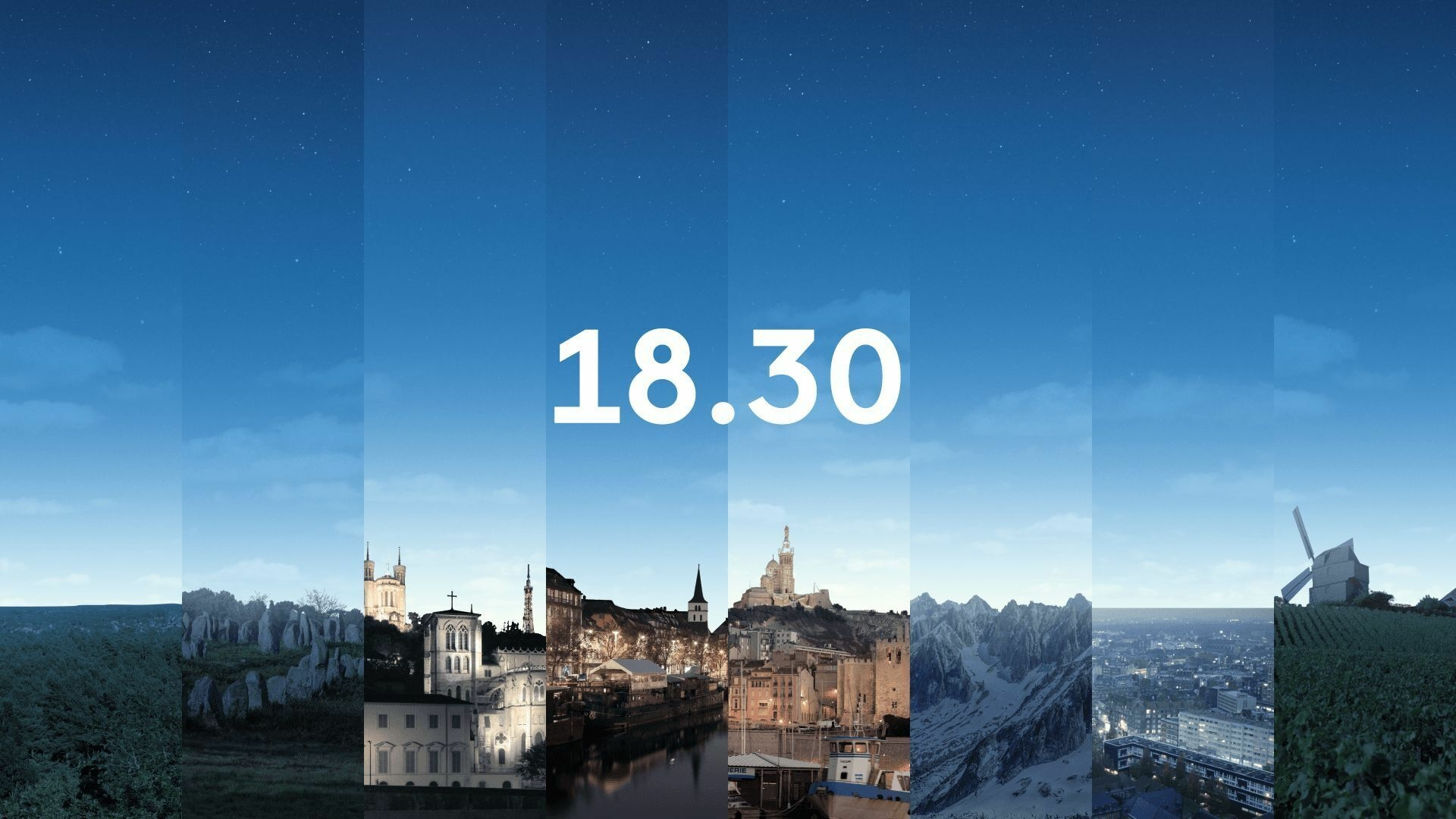 18h30 - Bretagne - Redadeg, courir pour la langue bretonne (1/4)