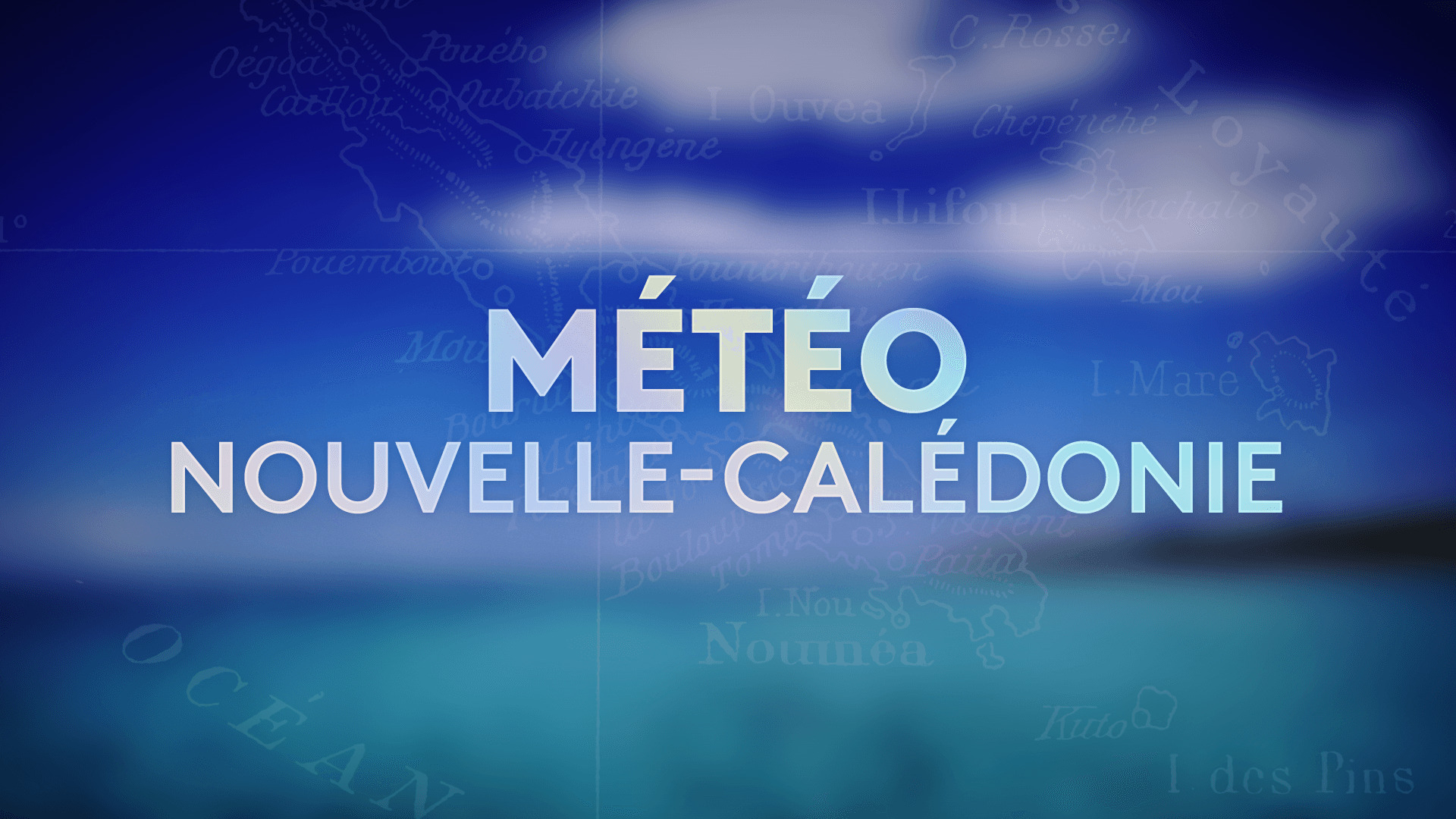 Météo Nouvelle Calédonie