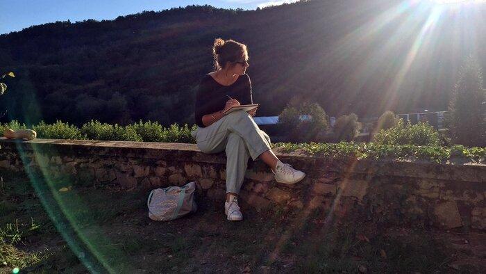 Le goût des rencontres : Une tarte aux fraises au Pays basque