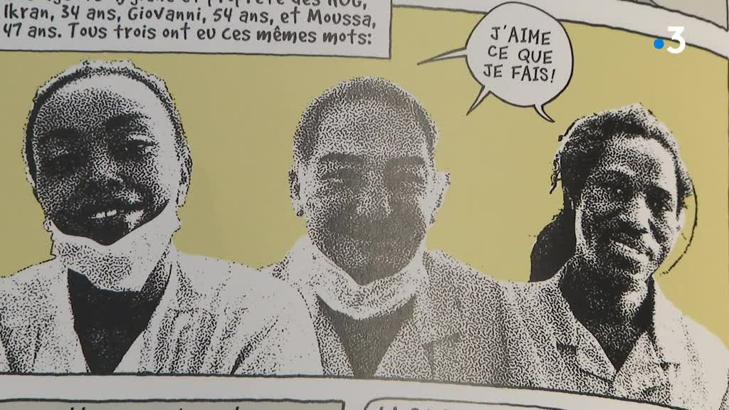 """Suisse. Rencontre avec Chapatte, auteur de la BD """"Au cœur de la vague"""""""