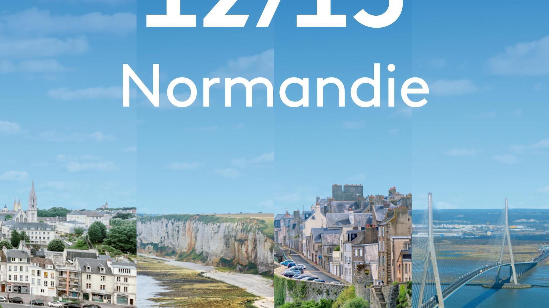 12/13 Normandie : Sur la route des cafés et des bistrots de pays avec Pierre-Marie Puaud