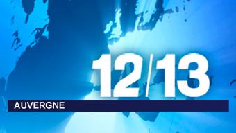 JT 12-13 Auvergne