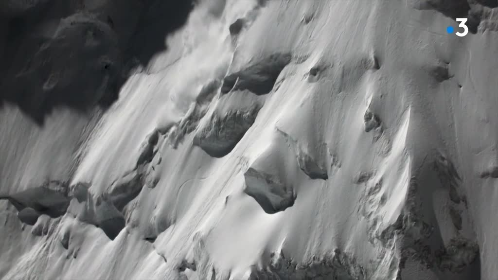 Suisse. Portrait : Guido Perrini, caméraman des pentes raides