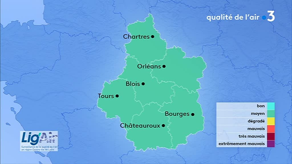 Info Air Centre-Val de Loire