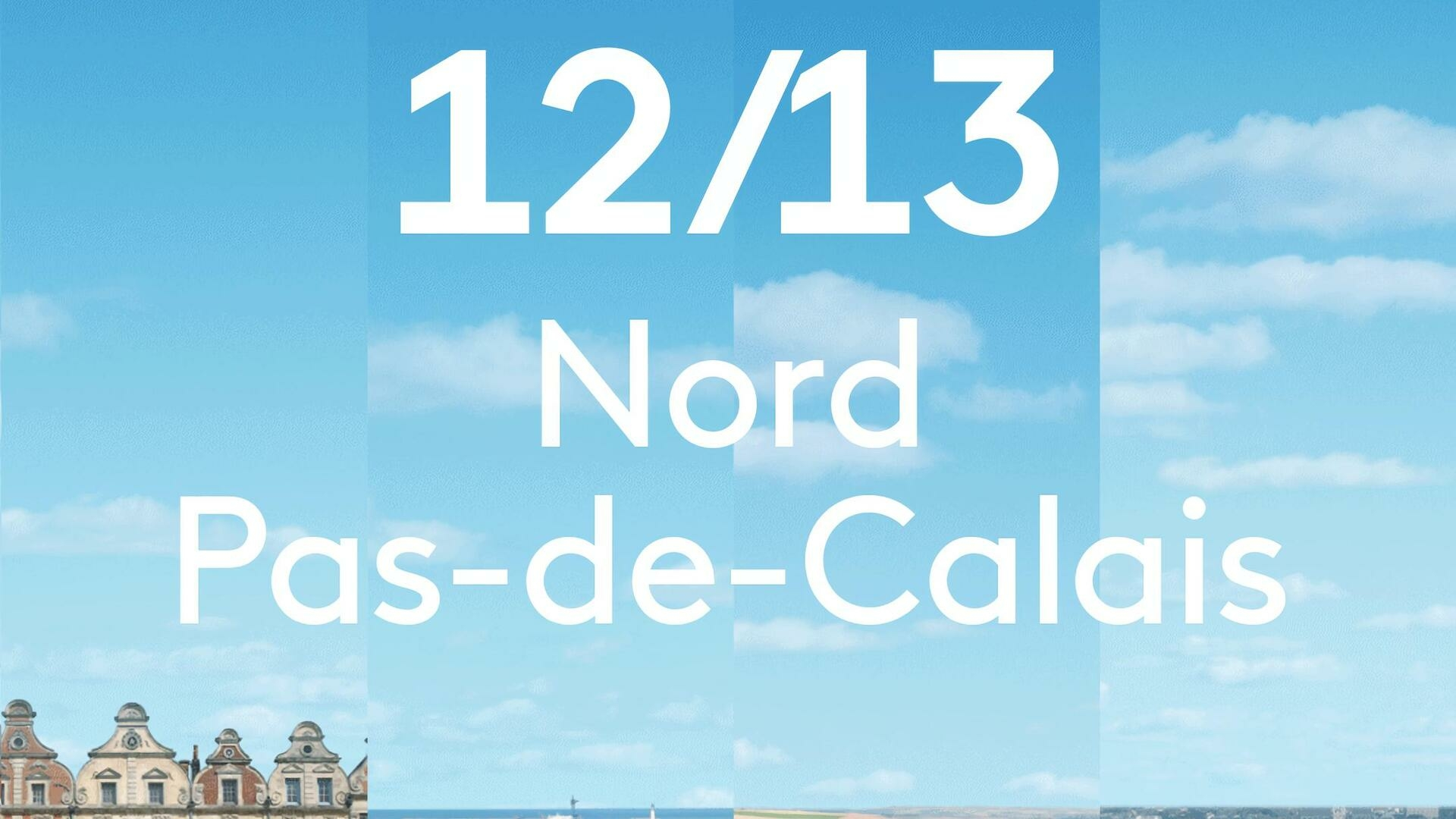 12/13 Nord Pas-de-Calais