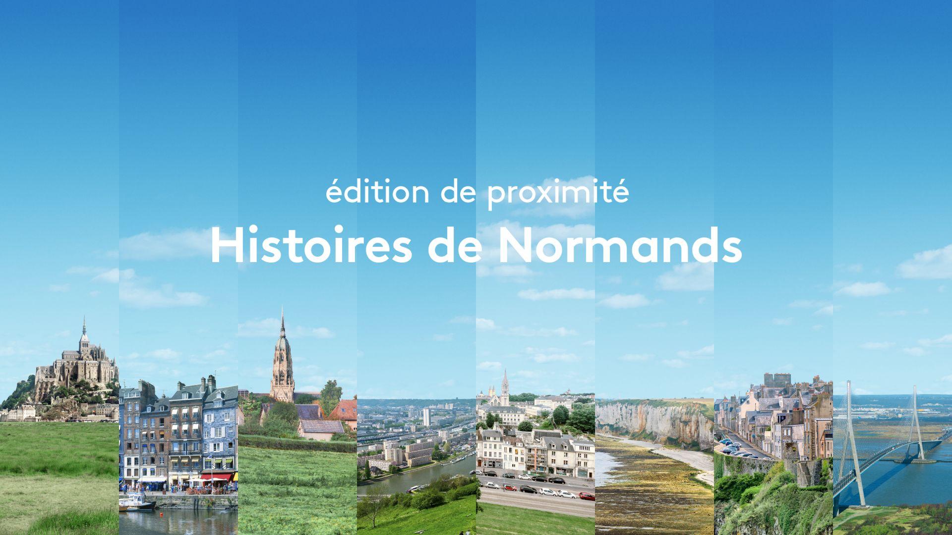 Édition de proximité – Histoires de Normands