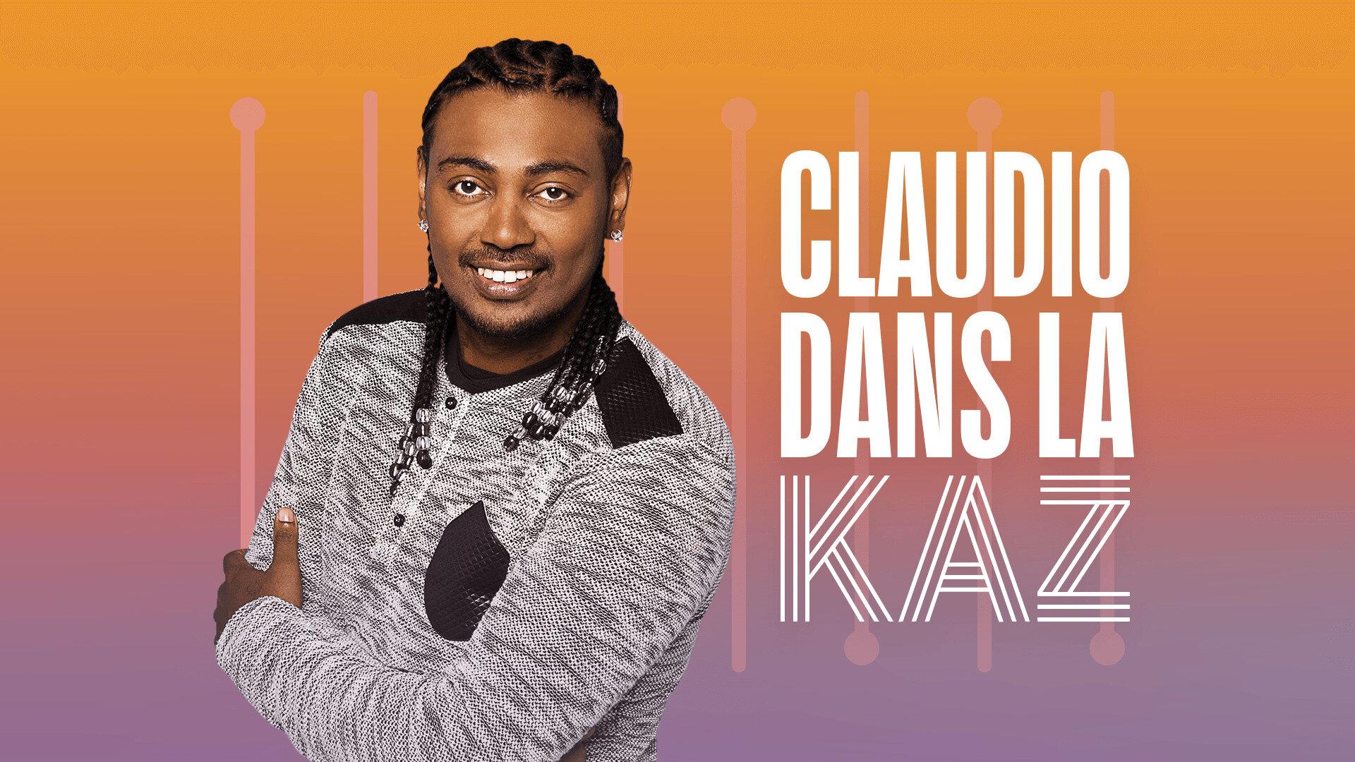 Claudio dans la kaz