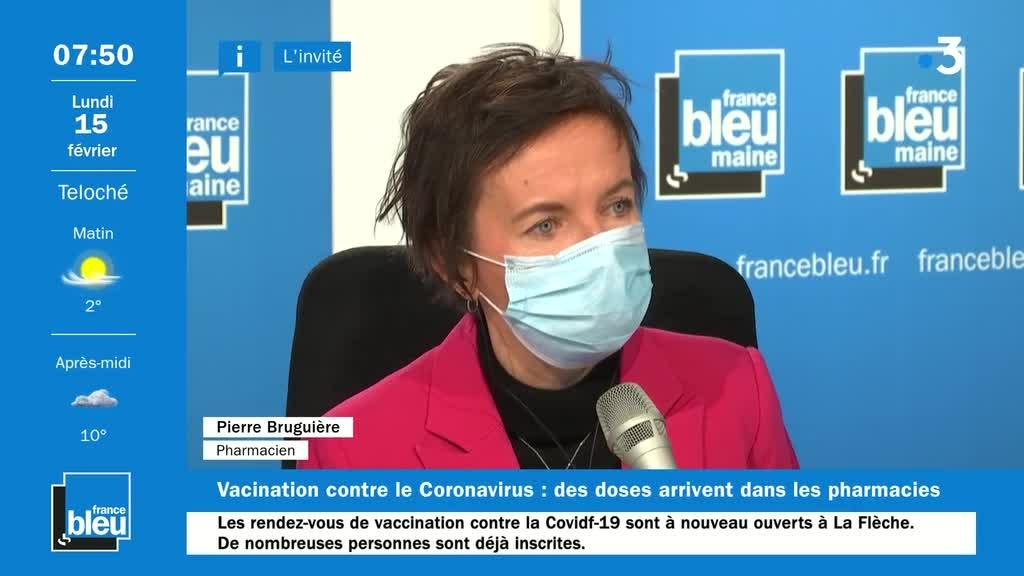 France Bleu Maine - France 3 Matin