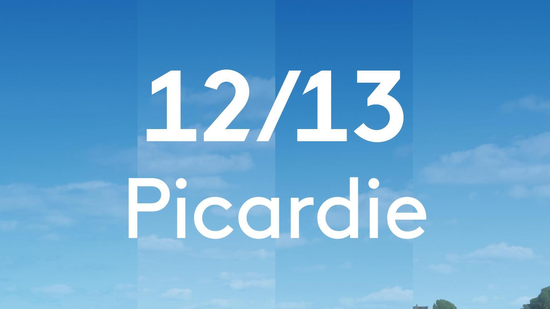 12/13 Picardie