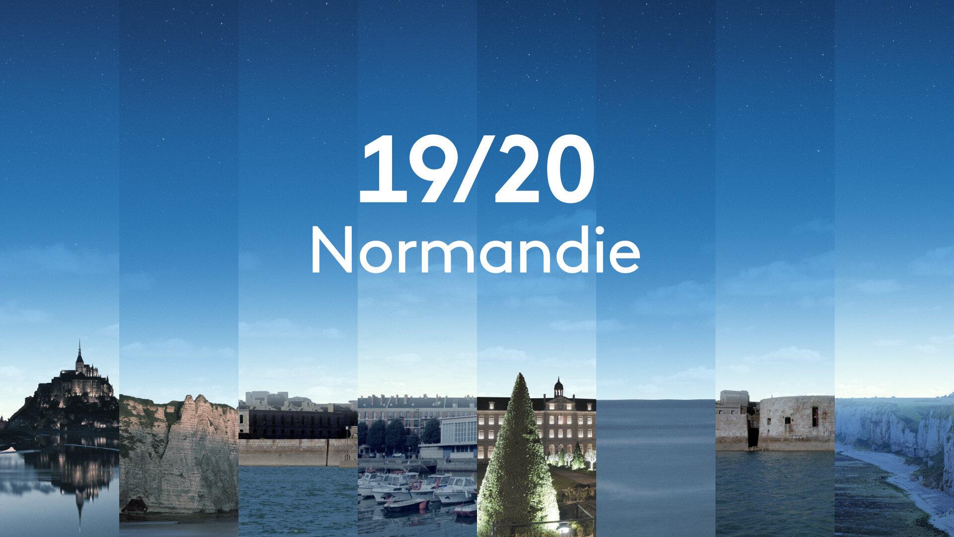 19/20 Normandie : Sur la route des plantes avec Christiane Lablancherie