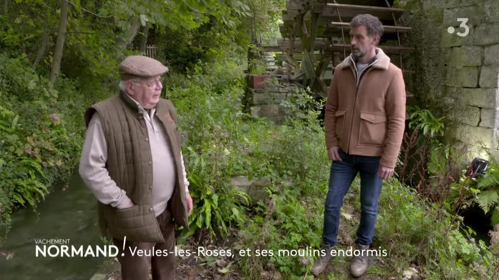 Vachement Normand ! : Veules-les-Roses