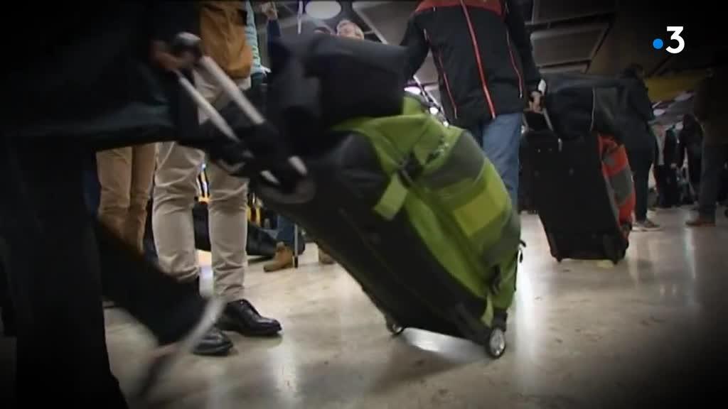 L'aéroport de Genève Cointrin fortement affecté par la crise