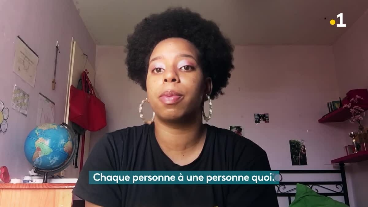Cher futur moi Outre-mer : Erika - Martinique