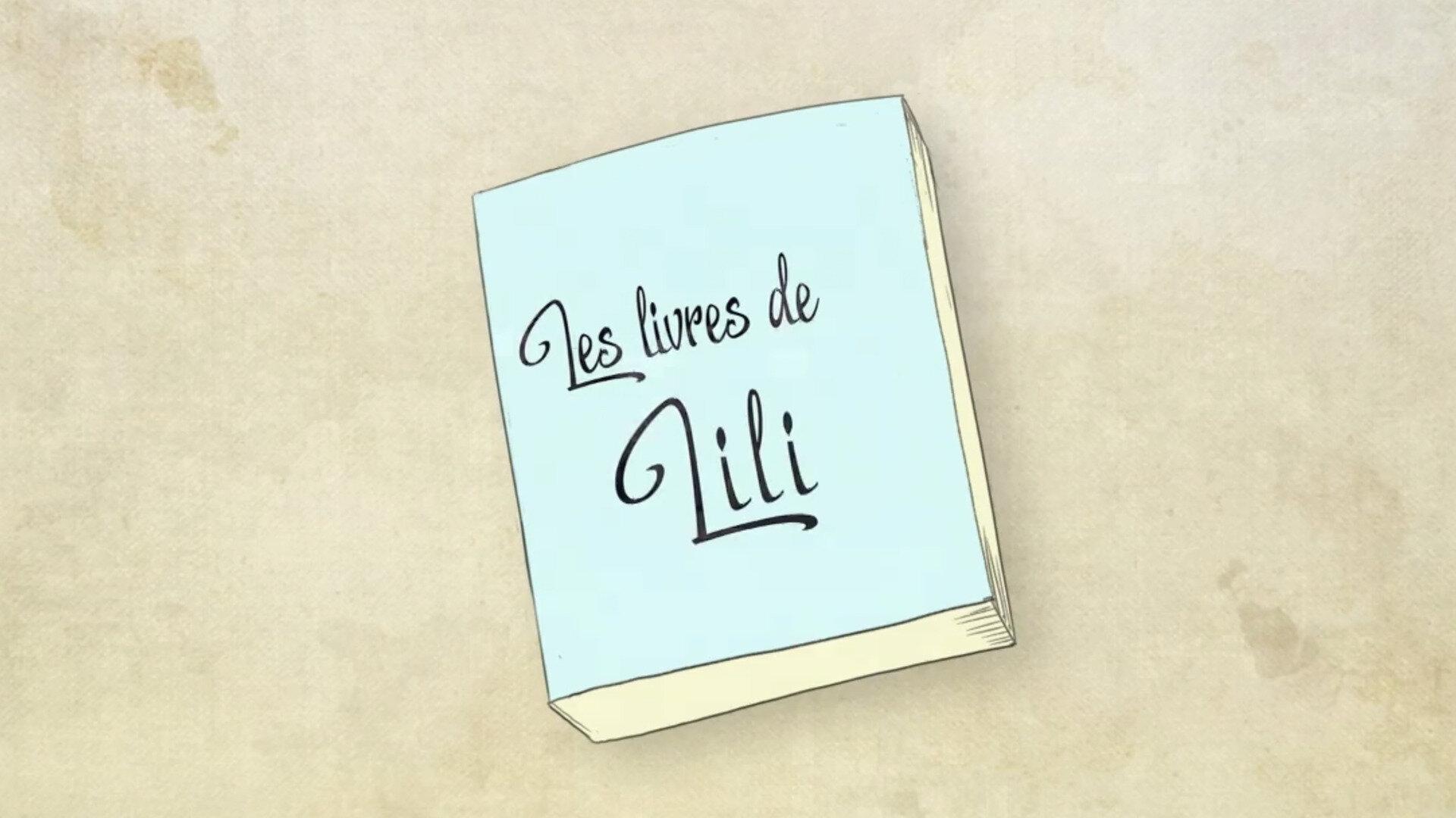 Les livres de Lili : L'île de Ti Jean