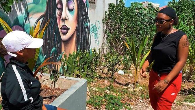 Filme l'avenir en Guadeloupe : [03 ]- Le Moule - Les doguettes