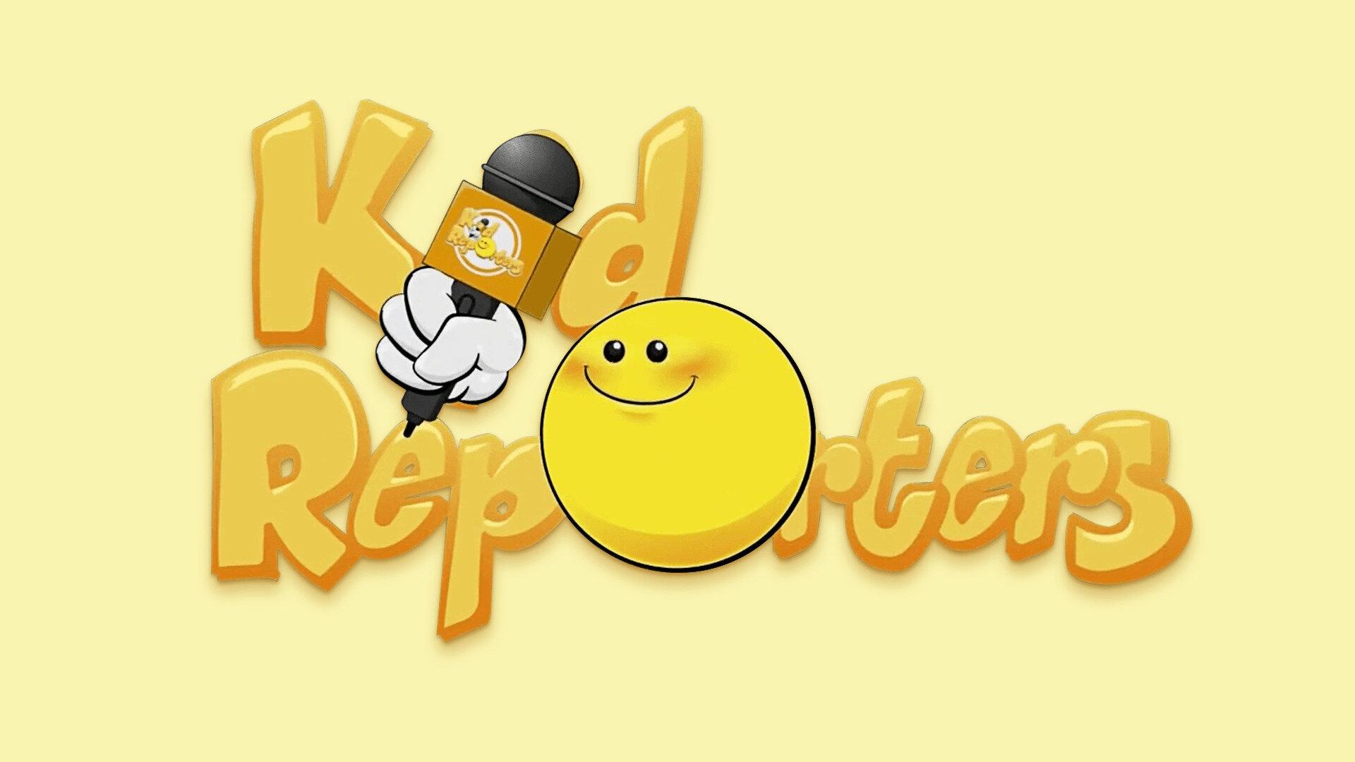 Kid reporters