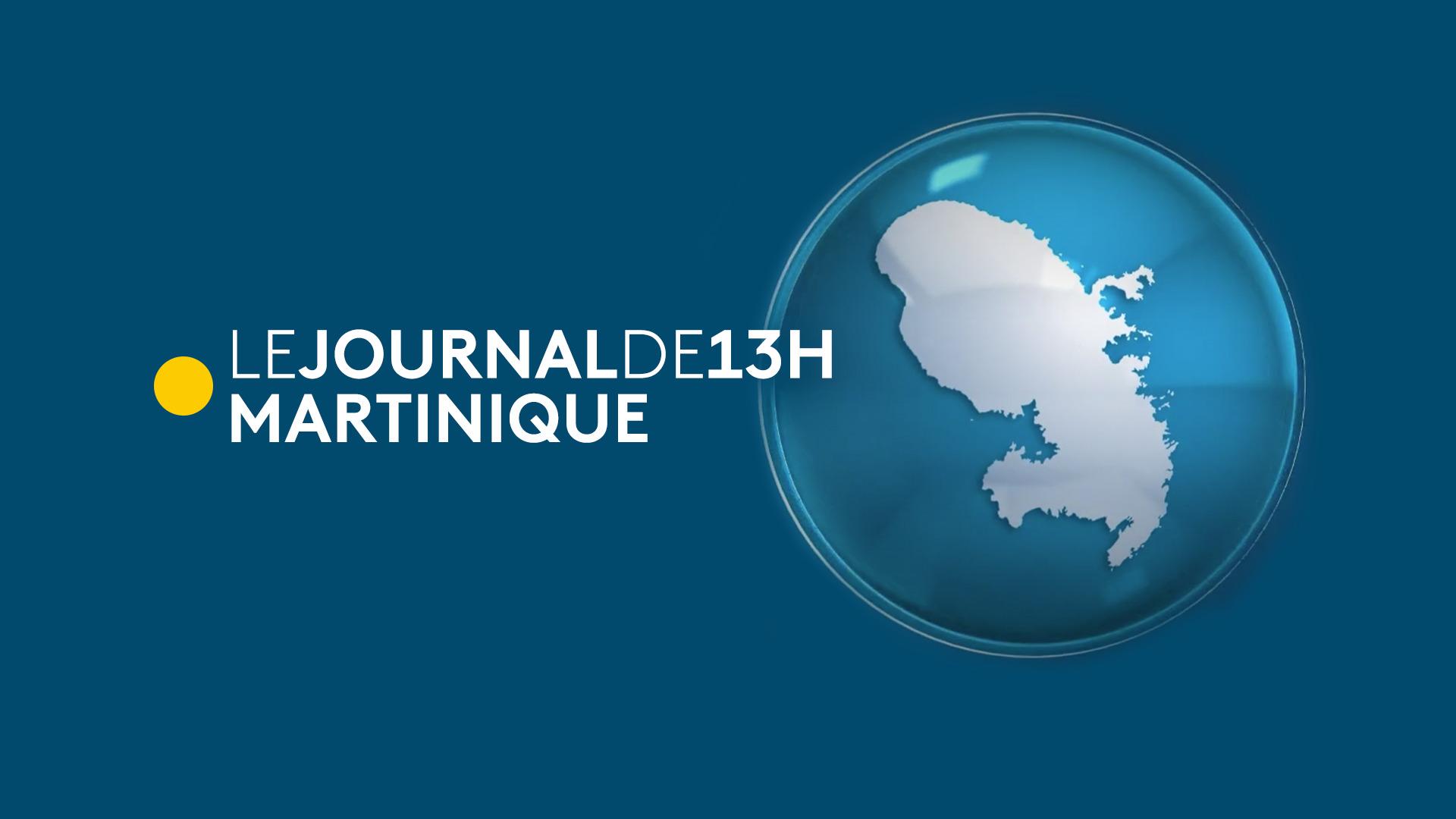 JT 13h en Martinique