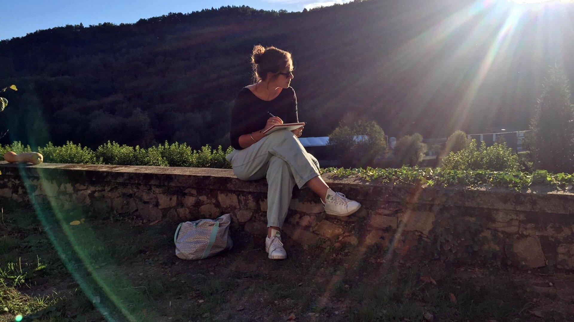 Le goût des rencontres : Un coulant aux truffes à Andiran dans le lot-et-Garonne