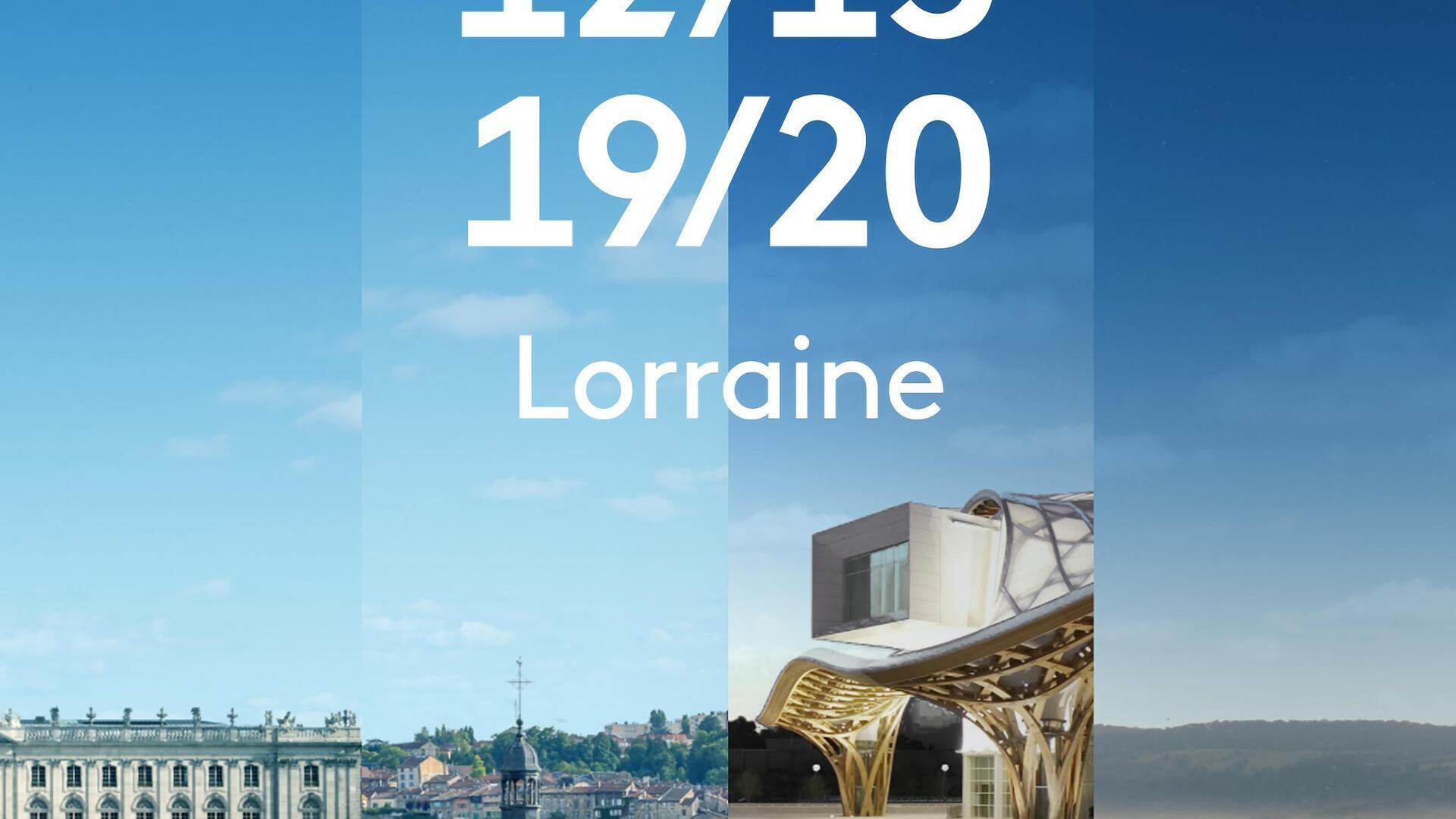 19/20 Lorraine