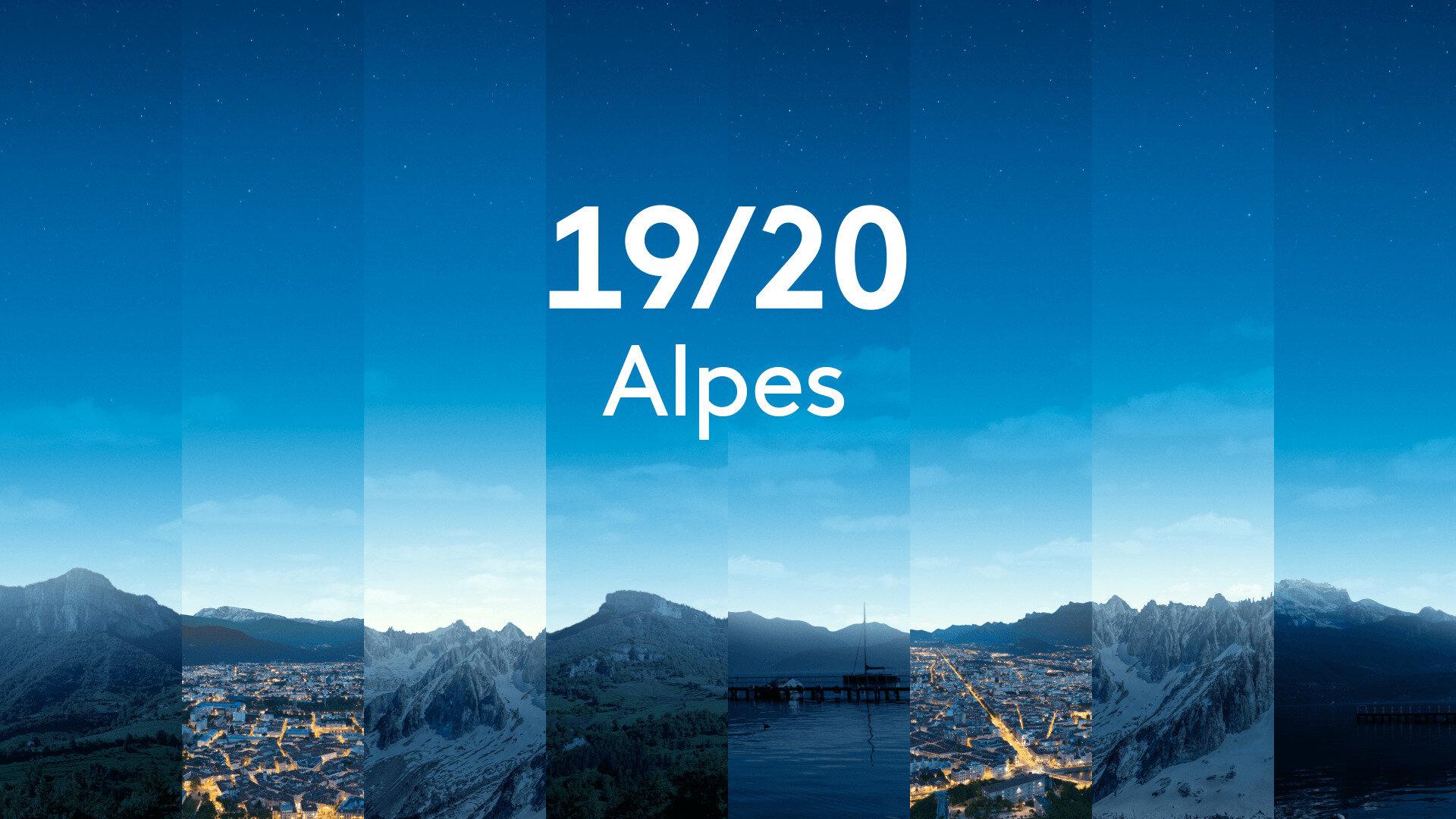 19/20 Alpes