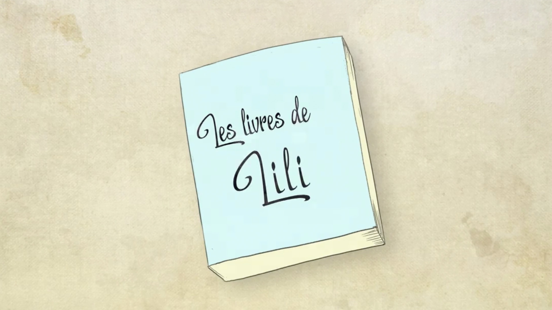 Les livres de Lili : Lucien le coiffeur