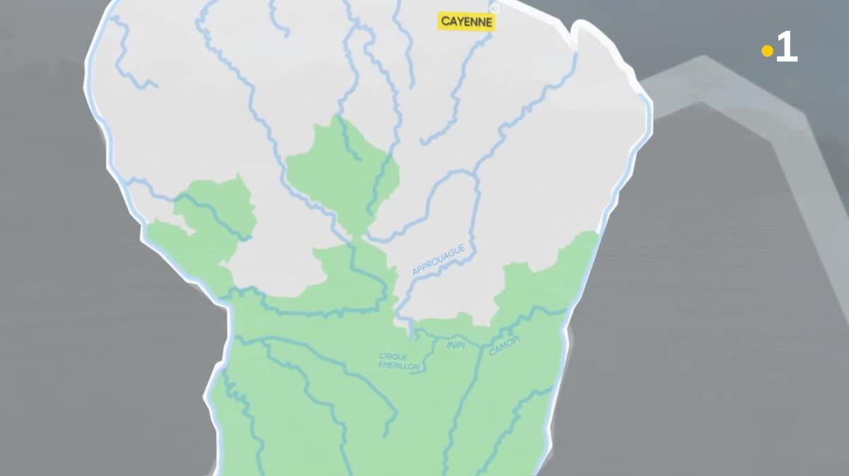 Guyane, sur la piste des orpailleurs clandestins : [1] Mission à contre-courant