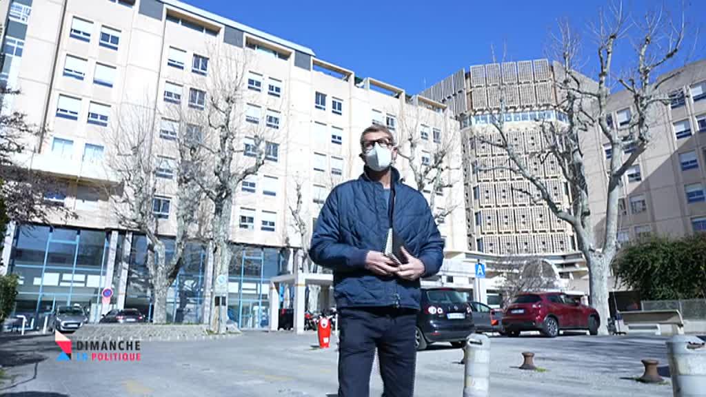 Marseille : immersion au cœur des unités Covid de La Timone, de la Conception et de l'hôpital Nord