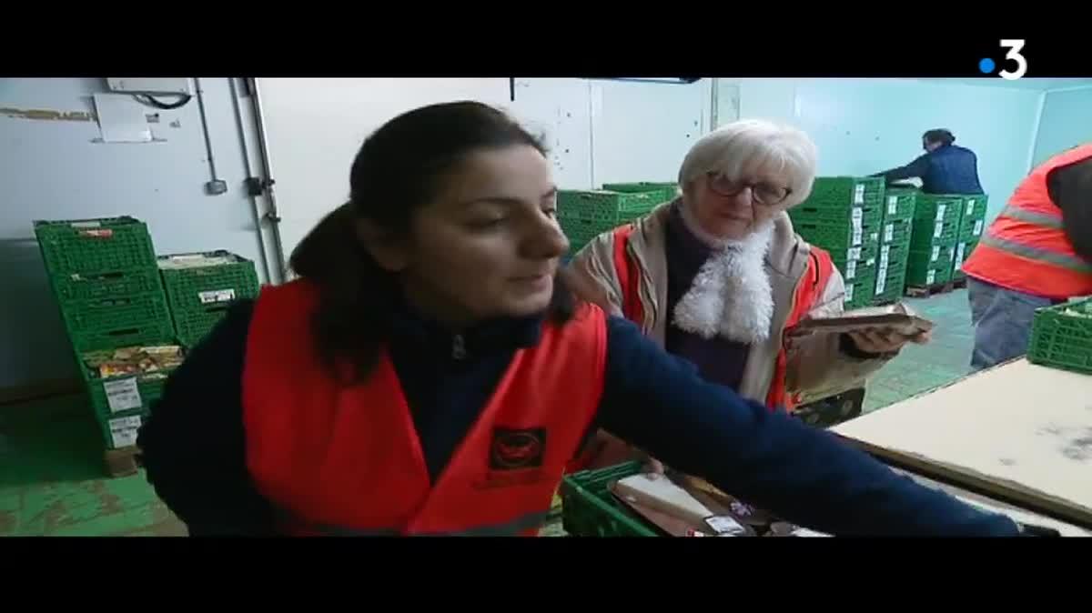Banque Alimentaire 35 Ans De Lutte Contre Le Gaspillage France 3