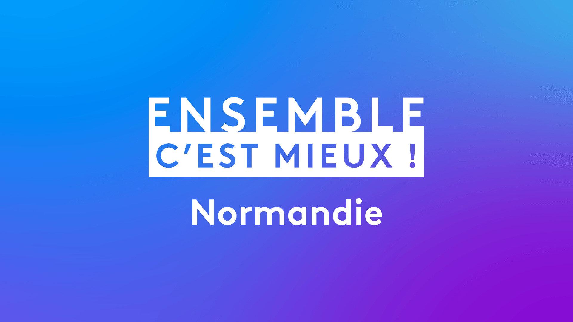Ensemble c'est mieux ! Normandie : Les griculteurs normands et particulièrement la nouvelle génération qui prendra la relève.