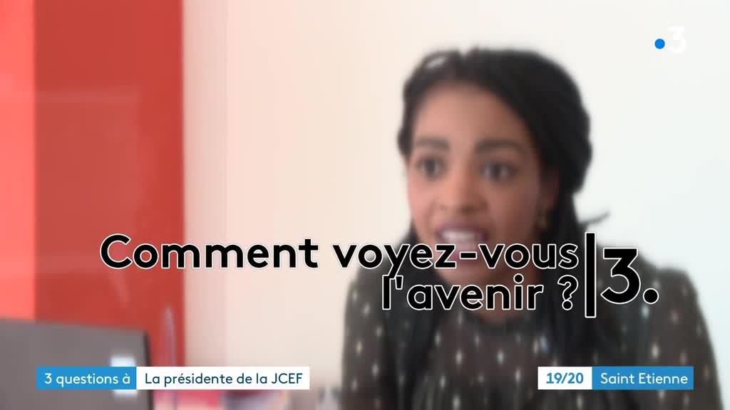 JT Local 19-20 - Saint-Etienne