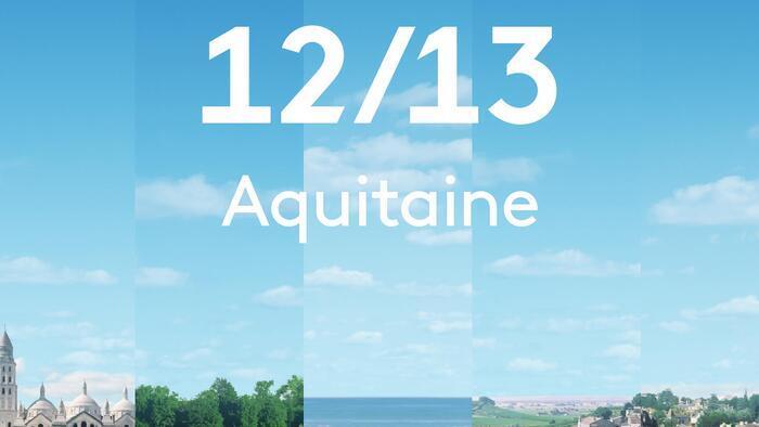 12/13 Aquitaine
