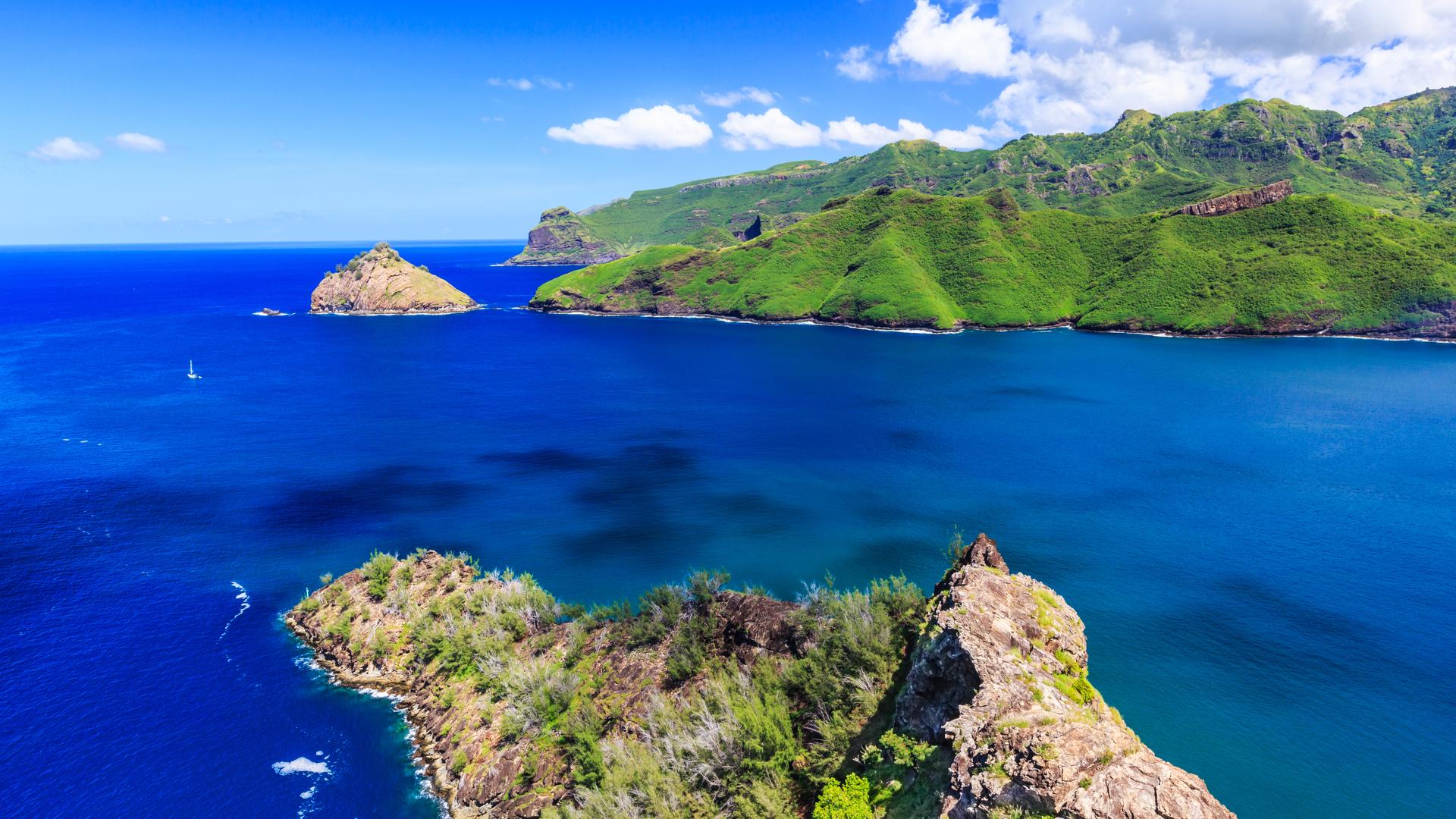 Fleur Australe : Vers la Polynésie