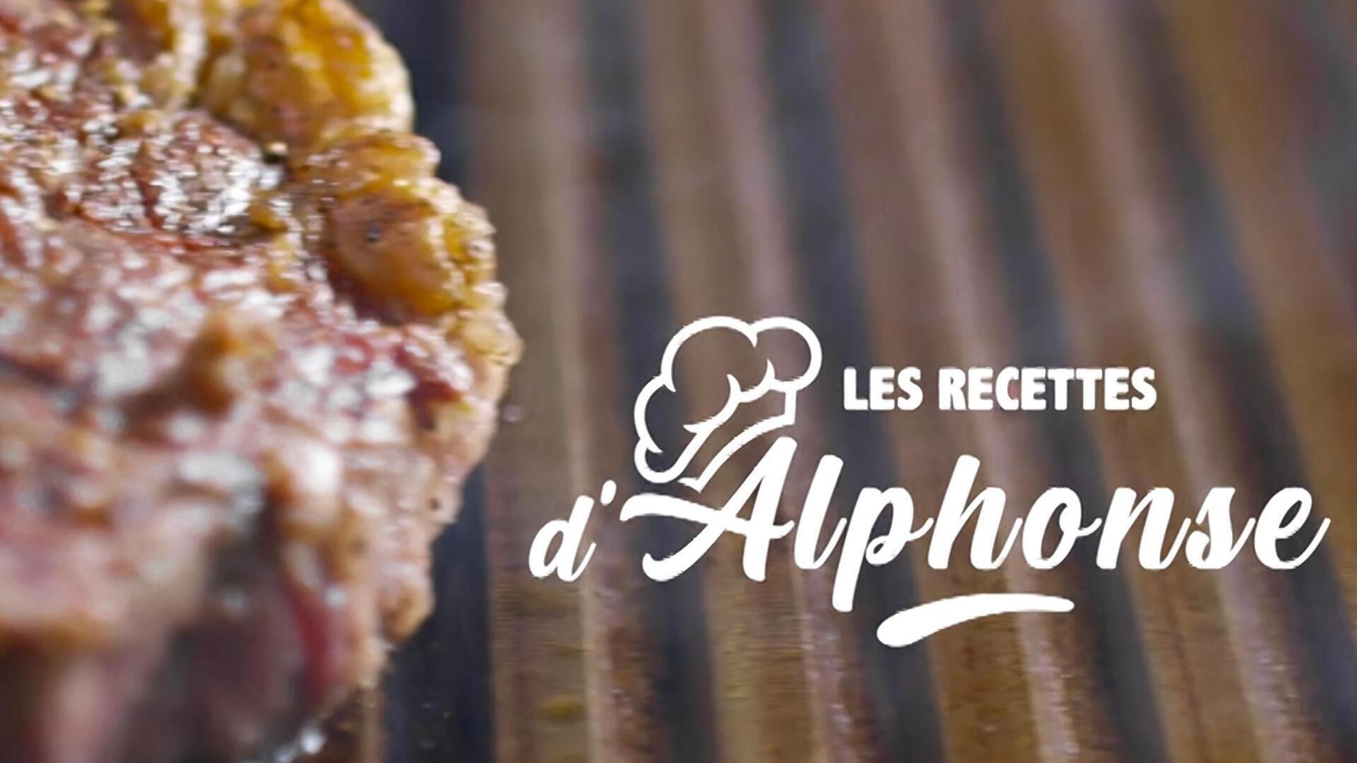 Recettes d'Alphonse : Côte d'agneau avec son écrasé d'igname