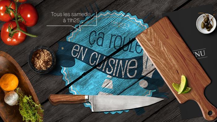 Ça roule en Cuisine : Le Bossa, à Reims