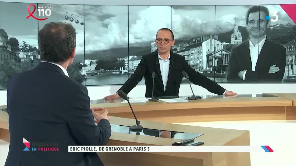 Eric Piolle, de Grenoble à Paris ?