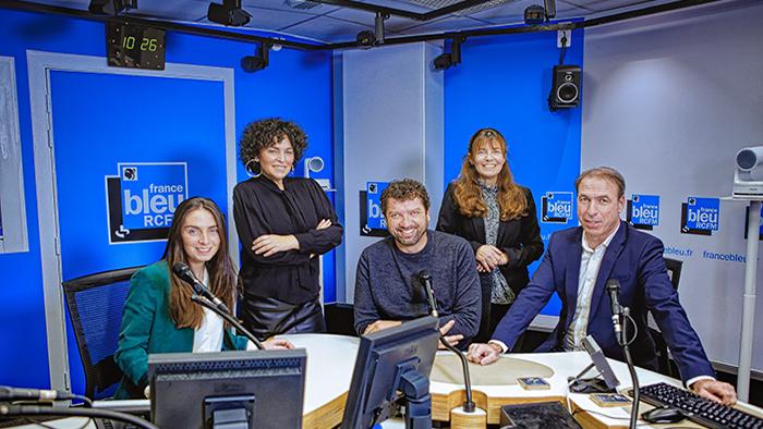 France Bleu RCFM - France 3 Corse ViaStella Matin