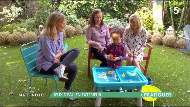 Jeux Deau En Extérieur France 5 23 05 2018