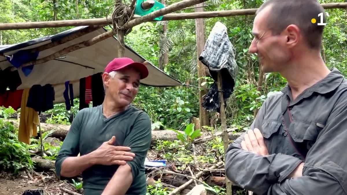 Guyane, sur la piste des orpailleurs clandestins : [3] 16 grammes