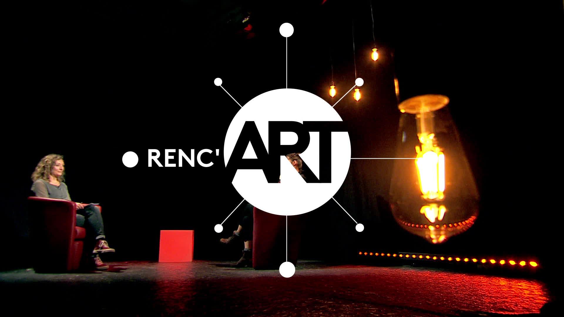 Renc'Art avec Claire Laurent