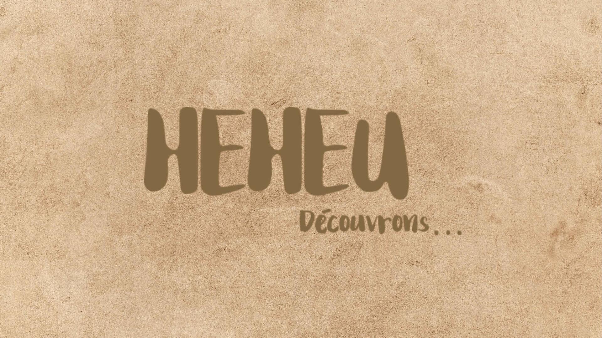 Heheu - Le taro